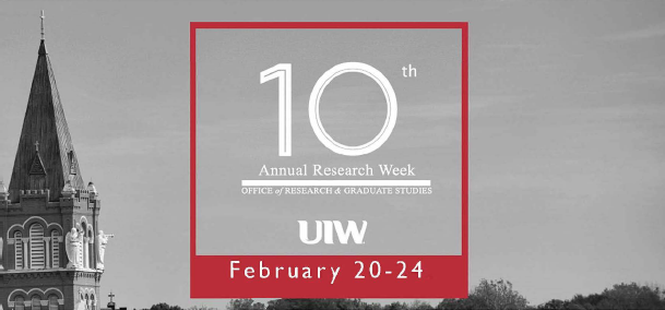 10th Annual Research Week